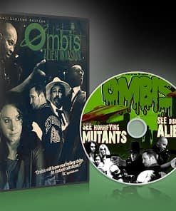 Ombis Alien Invasion Special Edition DVD